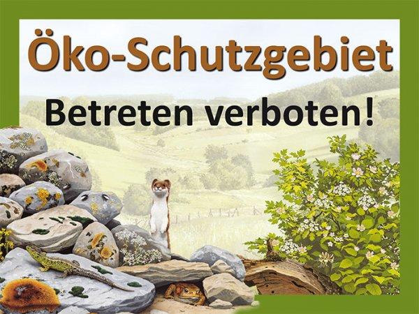 Öko-Schutzgebiet