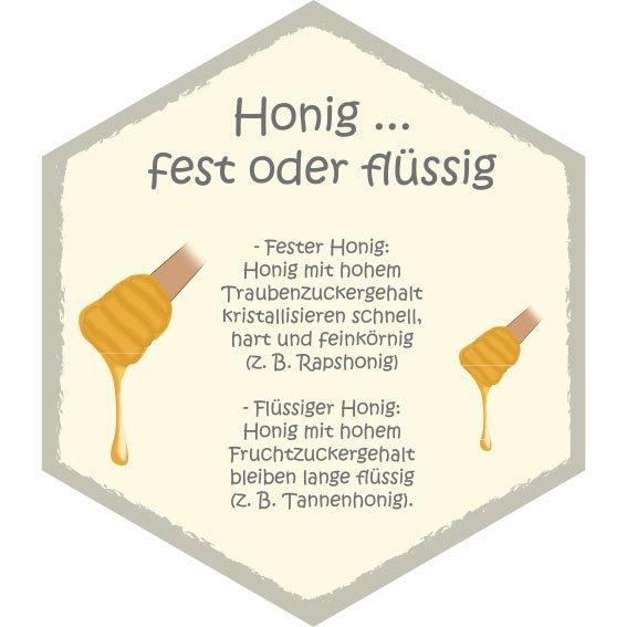 Wabe Honig