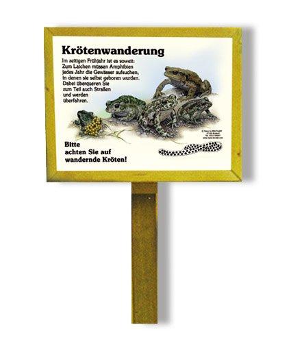 Holz-Trägergerüst 40x30 cm