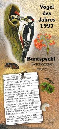 1997 Buntspecht