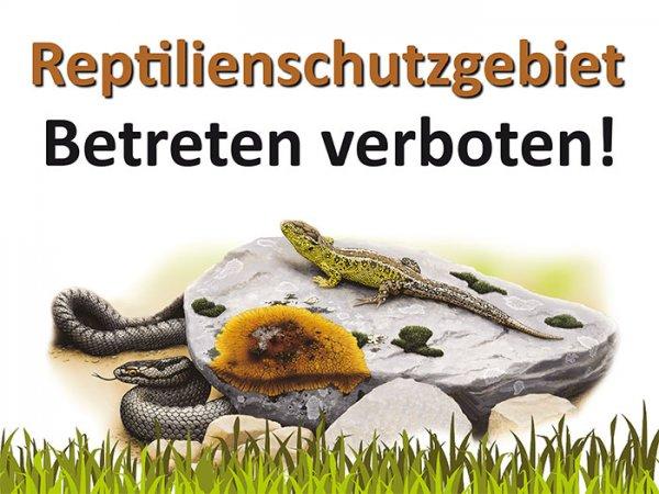 Reptilienschutzgebiet