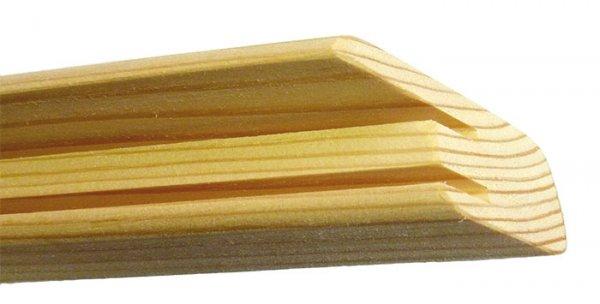 Rahmenleisten mit Extranut