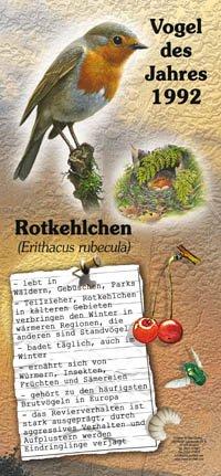 1992 Rotkehlchen