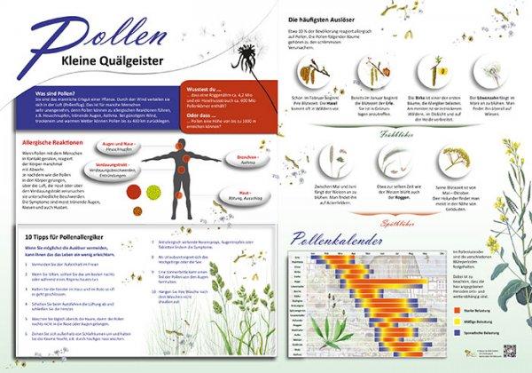 Pollen - Kleine Quälgeister