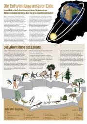Die Entwicklung unserer Erde