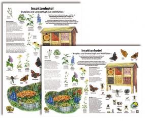 Insektenhotel - Brutplatz und Unterschlupf zum Wohlfühlen