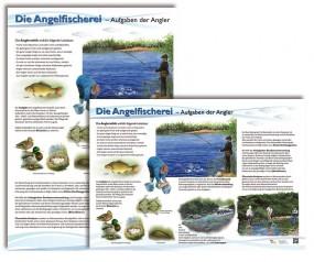 Die Angelfischerei - Aufgaben der Angler