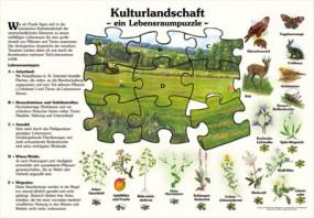 Kulturlandschaft - Ein Lebensraumpuzzle