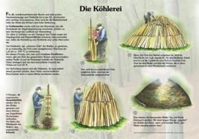 Die Köhlerei