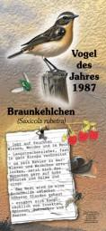 1987 Braunkehlchen