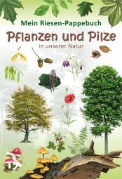 Pflanzen und Pilze in unserer Natur - Kinderbuch
